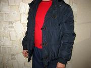 Куртка - жилет с капюшоном FINN FLARE,  теплая,  легкая,  2XL (52-54) .